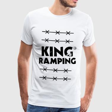 King of Ramping - T-shirt Premium Homme
