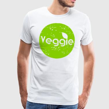 Veggie stamp - Men's Premium T-Shirt