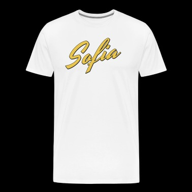 Sofia - Men's Premium T-Shirt