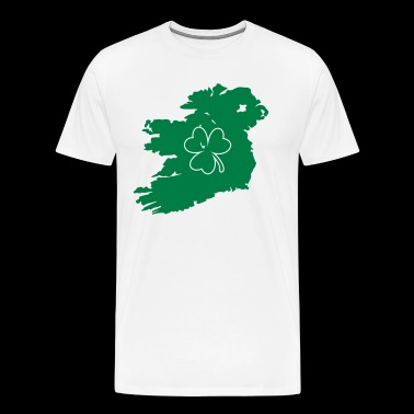 Cork St. Patricks dag - Premium T-skjorte for menn