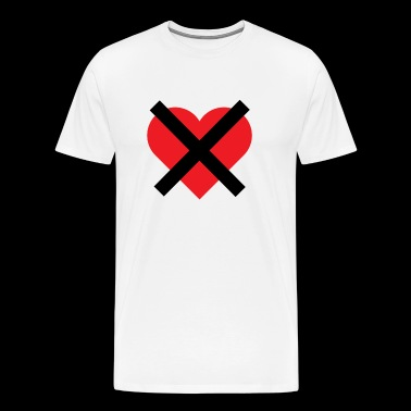Fou Ex-Girlfriend - Pas d'amour - T-shirt Premium Homme