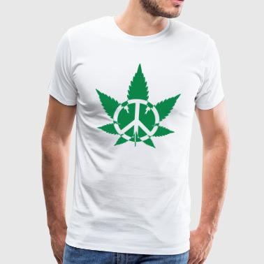 Weed - T-shirt Premium Homme