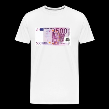 500 euro note - T-shirt Premium Homme