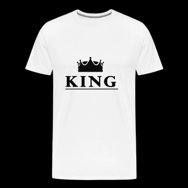 King King Royal T-Shirt or Hoodie - Men's Premium T-Shirt