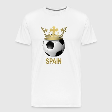 Spain Football Bundesliga Game European Championship World Cup Gift - Men's Premium T-Shirt