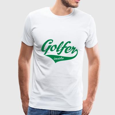 6061912 118966596 golf - T-shirt Premium Homme