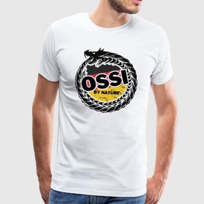OSSI BY NATURE TWO - Männer Premium T-Shirt