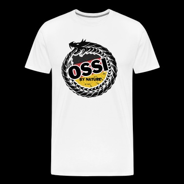 OSSI BY NATURE TWO - Men's Premium T-Shirt