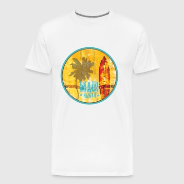 Maui Hawaii - T-shirt Premium Homme