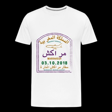 Marrakeche - Men's Premium T-Shirt