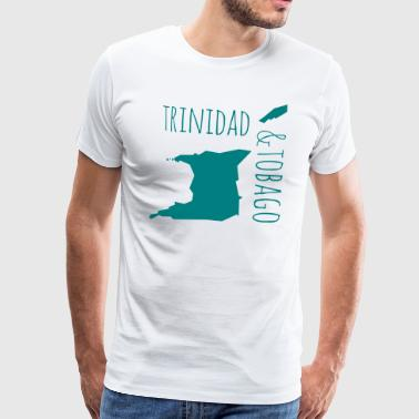Trinidad and Tobago - Männer Premium T-Shirt