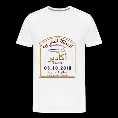 Agadir - Men's Premium T-Shirt