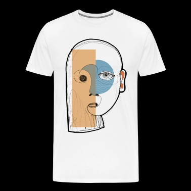 portrait - Men's Premium T-Shirt