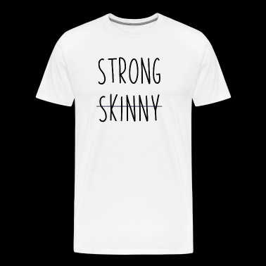 Strong is new - Men's Premium T-Shirt
