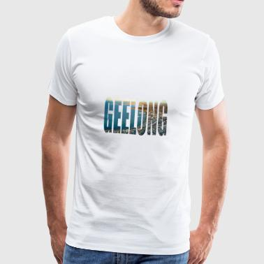 GEELONG Australia - Men's Premium T-Shirt