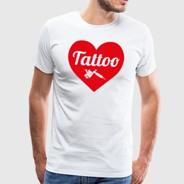 Tattoo love - T-shirt Premium Homme