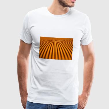 OR_STRIPE_1 - T-shirt Premium Homme