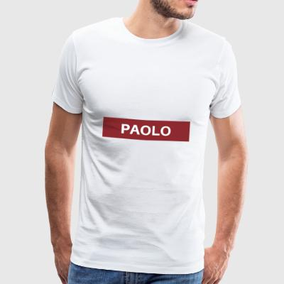 Paolo - Men's Premium T-Shirt