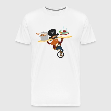 yum pirate - T-shirt Premium Homme