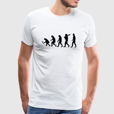 Evolution volley - T-shirt Premium Homme