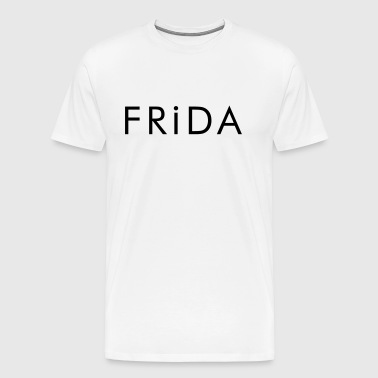 Frida - Premium T-skjorte for menn