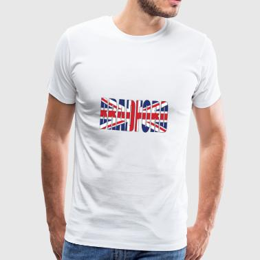 Bradford UK - Men's Premium T-Shirt