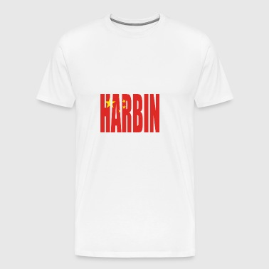 HARBIN CHINA - Men's Premium T-Shirt