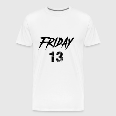 Friday 13th - Men's Premium T-Shirt