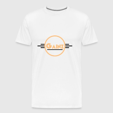 Gainz 2 - Men's Premium T-Shirt