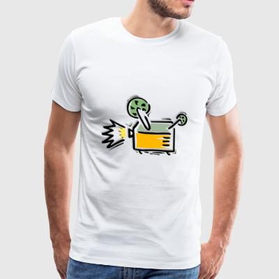 Projector - Men's Premium T-Shirt
