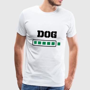 dog energy levels - Men's Premium T-Shirt