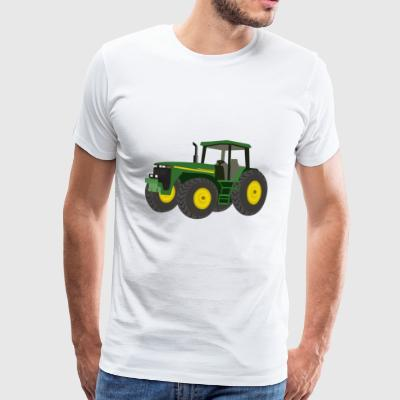 tracktor - Men's Premium T-Shirt
