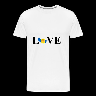 I love Madeira - Men's Premium T-Shirt