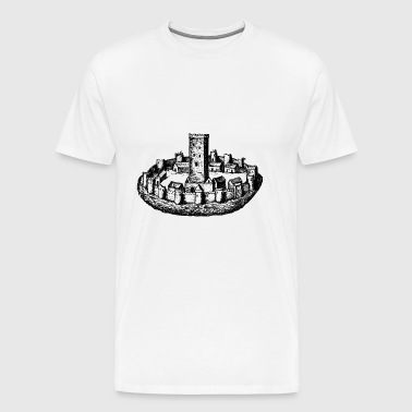 fortress - Men's Premium T-Shirt