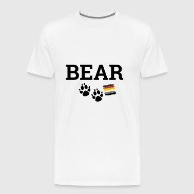 Ours gay - T-shirt Premium Homme