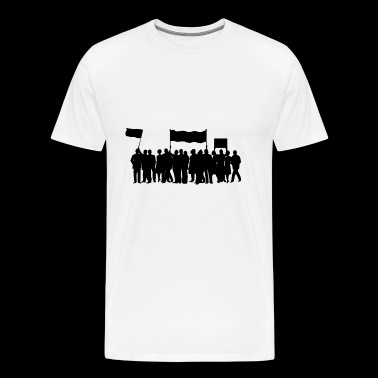 demonstration - Men's Premium T-Shirt