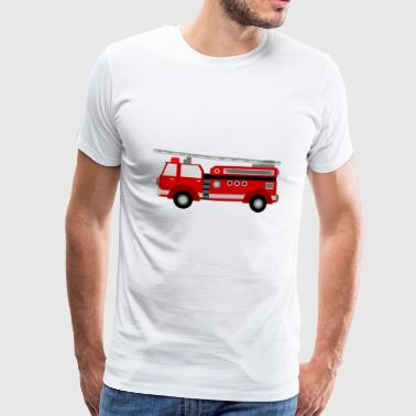 fire Department - Men's Premium T-Shirt
