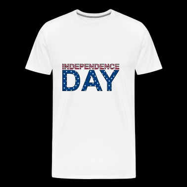 INDEPENDENCE DAY - Männer Premium T-Shirt