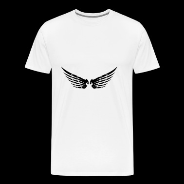 wing - Men's Premium T-Shirt