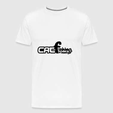Catfish, catfish fishing, fishing - Men's Premium T-Shirt