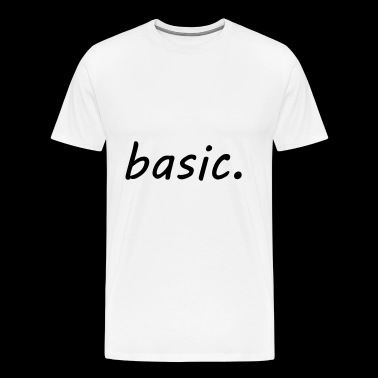 basic - Men's Premium T-Shirt