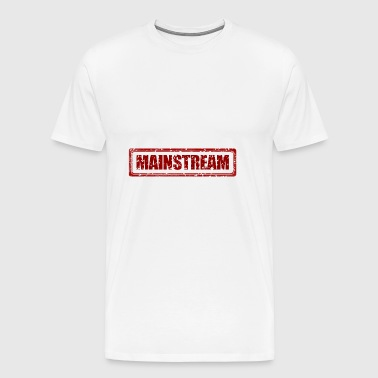 Mainstream - Männer Premium T-Shirt
