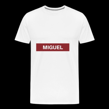 Miguel - Men's Premium T-Shirt