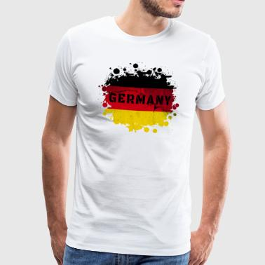 Germany / blob / gift / gift idea - Men's Premium T-Shirt