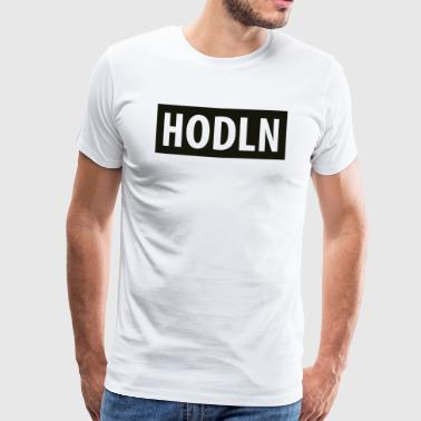 HODLN 02 - Men's Premium T-Shirt