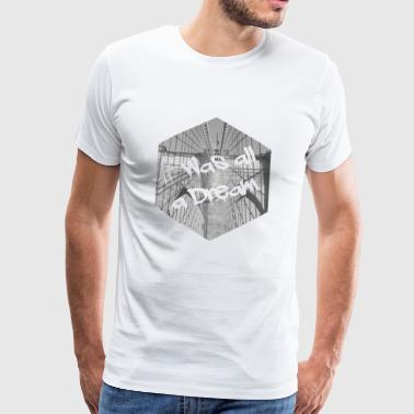 It was all a dream-Juicy - Männer Premium T-Shirt