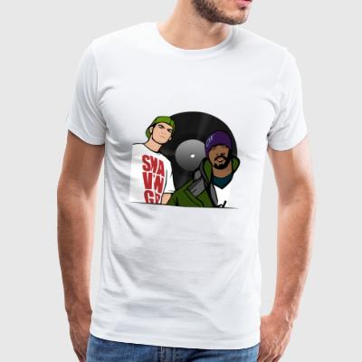 rapper - Men's Premium T-Shirt