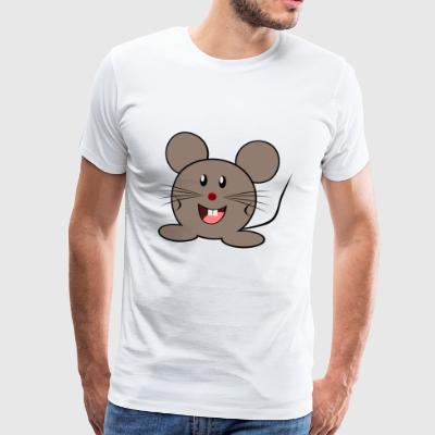 mouse - Men's Premium T-Shirt