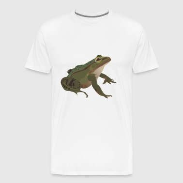 Frog mister frog toad common toad tree frog idea - Men's Premium T-Shirt