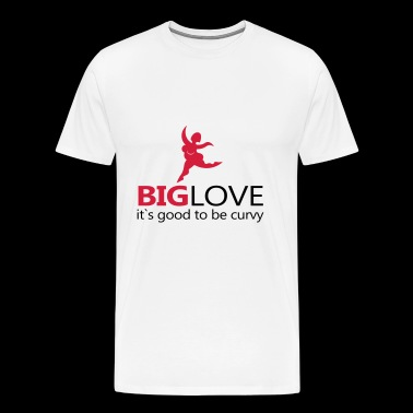 BIG LOVE - T-shirt Premium Homme